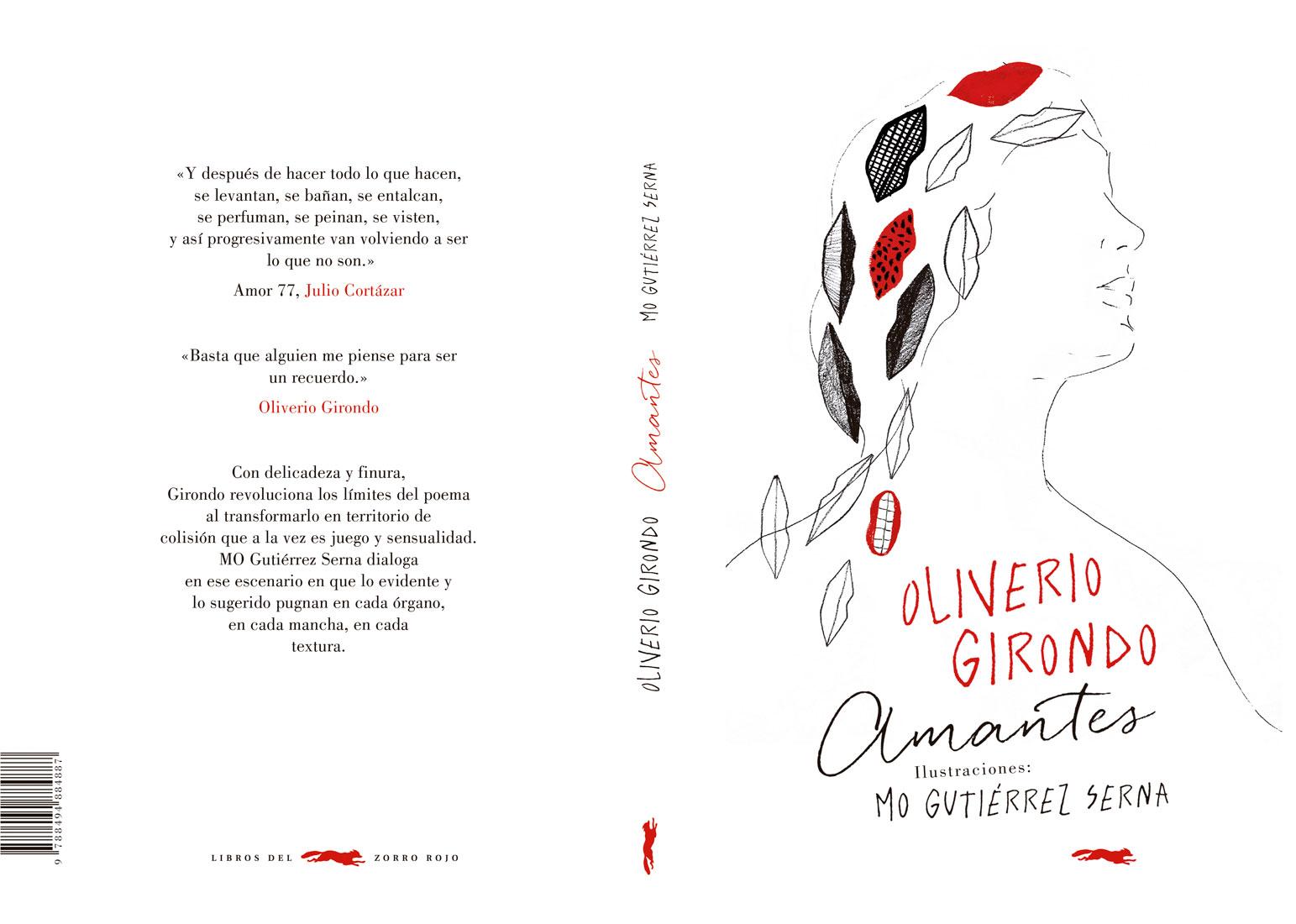 Mónica Gutiérrez: AMANTES